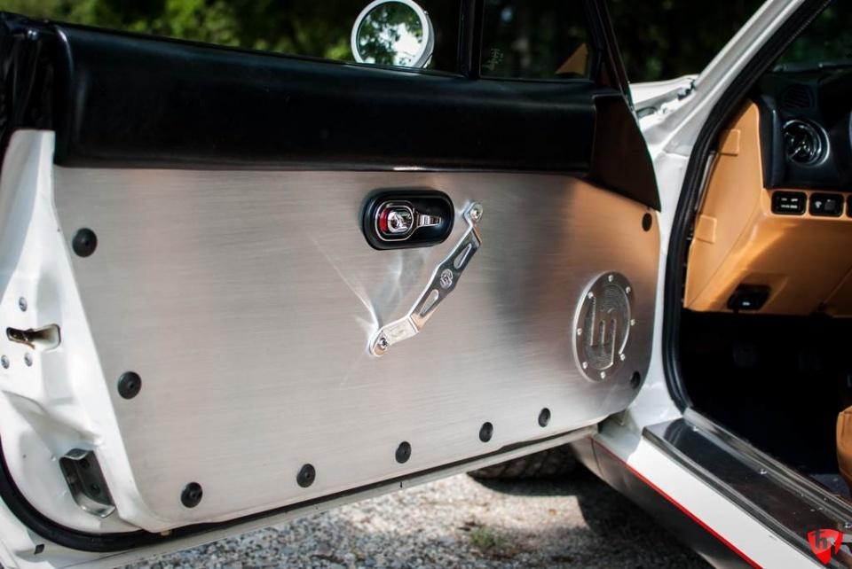 Carbonmiata Mille Miglia Aluminium Door Handles Set Of 2