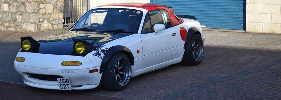 Atara Racing Pisang Wheels 15 Quot Set Of 4 Mazda Miata Mx