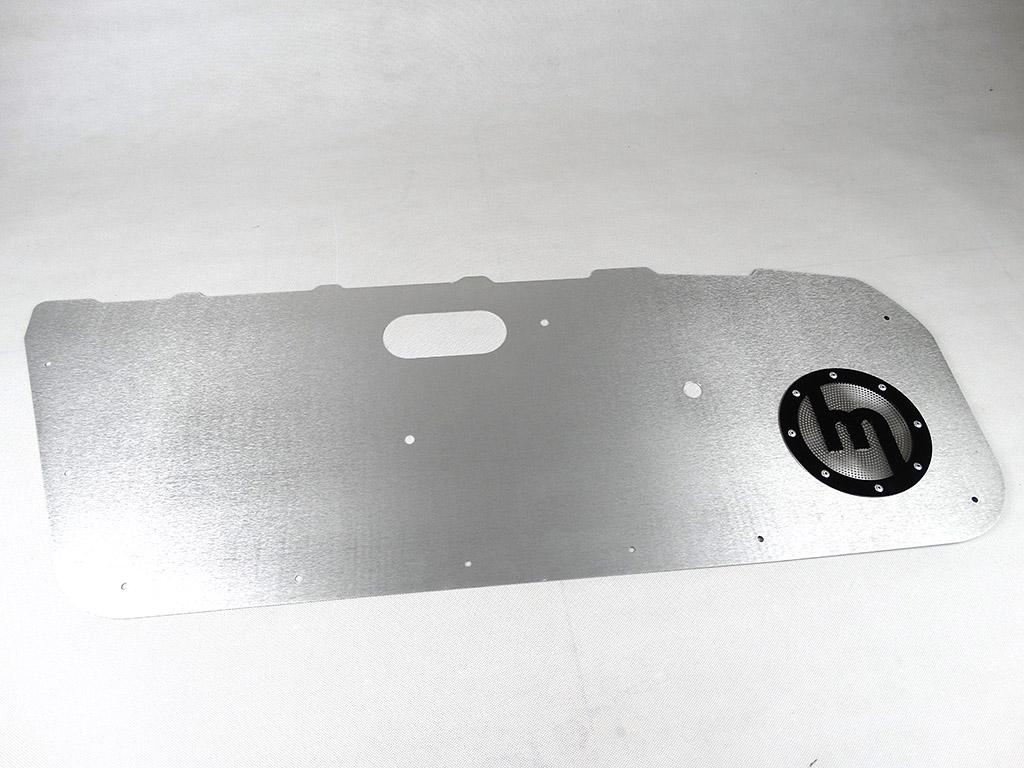 Carbonmiata Aluminum Door Panels Set Of Two Mazda