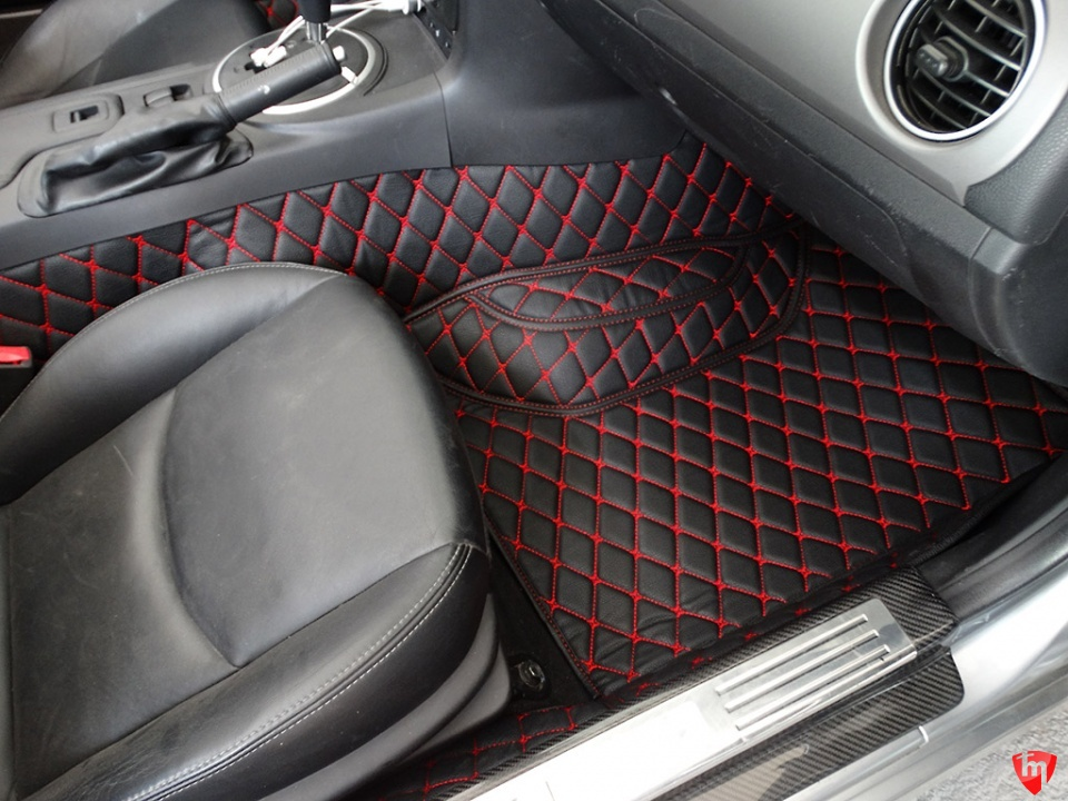 Carbonmiata Floor Mats Quilted For Nc Mazda Miata Mx 5