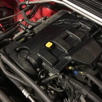 DaveFab MX-5 Oil Catch Can for NC 1 8 & 2 0   Mazda Miata MX