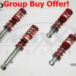 GROUP BUY DEPOSIT FOR US/CANADA: V-MAXX Coilover kits / XXTREME Coilover kits