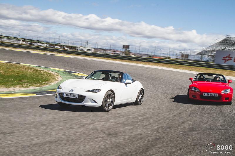Incomparable miata mx 5 vs s2000 for Mazda vs honda reliability