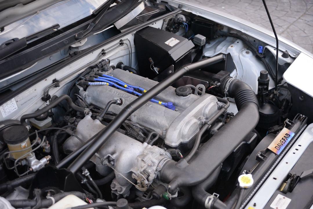 Davefab Cold Air Intake Na Mk1 Mx5 1 8 Rhd Only