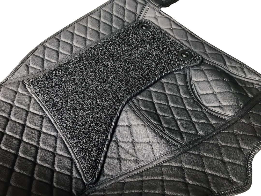 Carbonmiata Quilted Floor Mats Deluxe Version For Nd