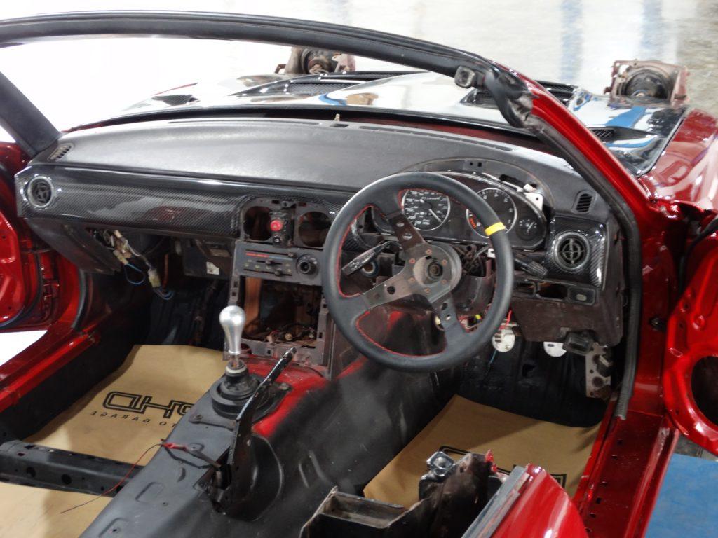 Carbonmiata Rhd Dash Trims For Na Mazda Miata Mx 5