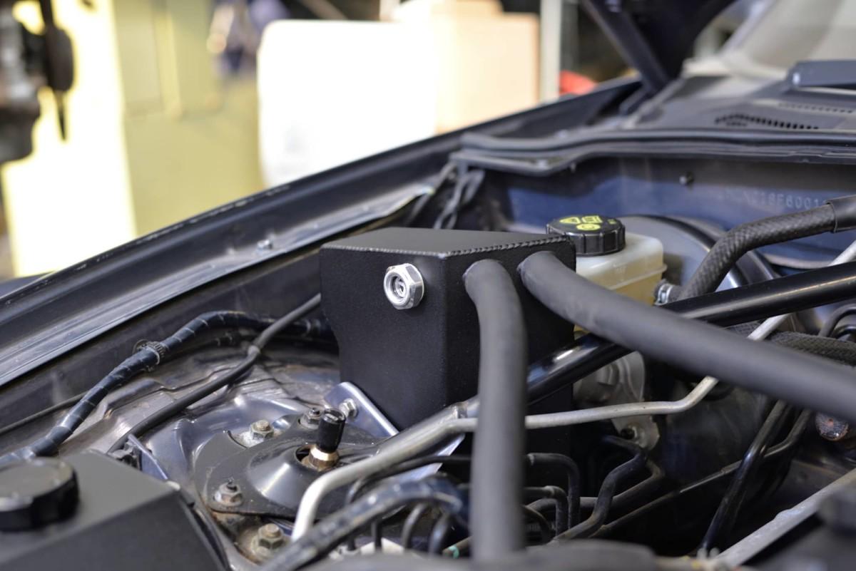 DaveFab MX-5 Oil Catch Can for NC 1 8 & 2 0 | Mazda Miata MX-5 - TopMiata